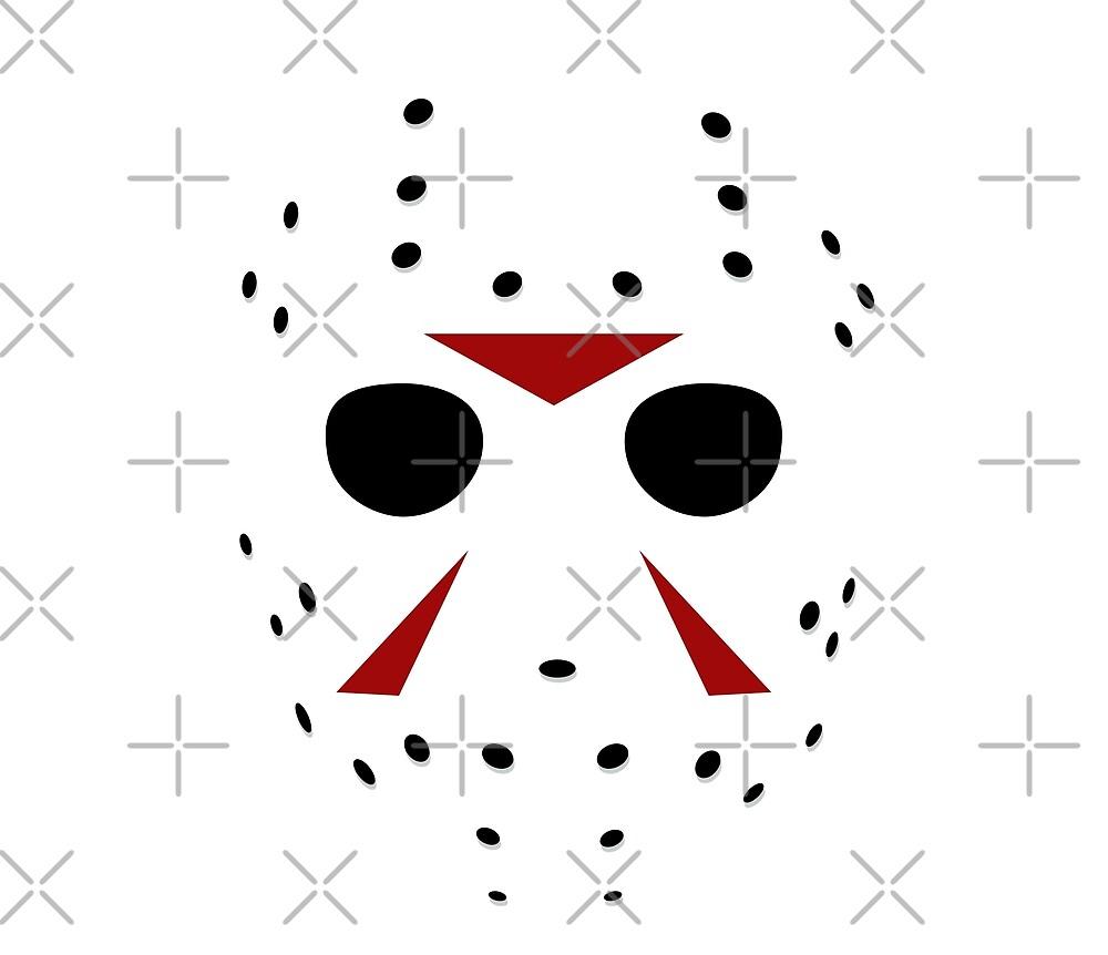 Jason Mask by hollie13