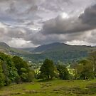 Fairfield from Loughrigg by Stephen Liptrot