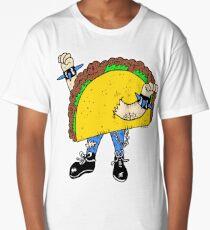 Tacopunx! Long T-Shirt