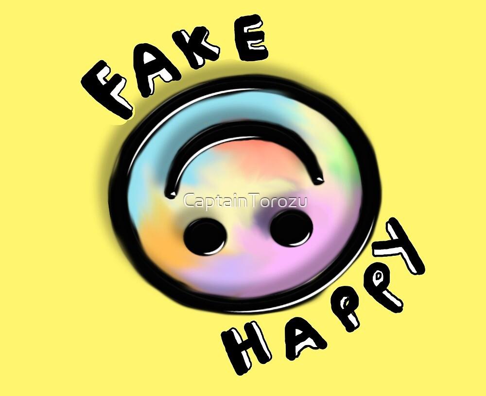 Fake Happy by CaptainTorozu