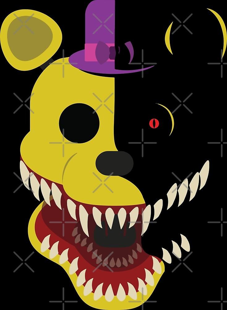 FredBear Five Nights at Freddy's FNAF by Kamia AT