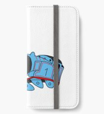 'The little blue engine who wanted to see the world' - Thomas the Tank Engine iPhone Wallet/Case/Skin