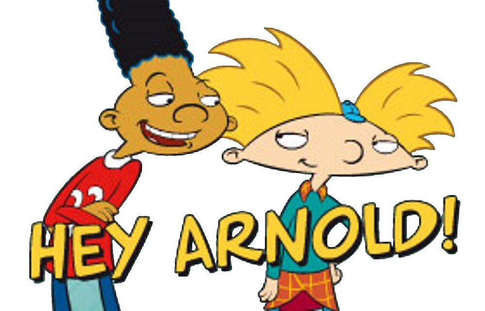 Hey Arnold! by hodee