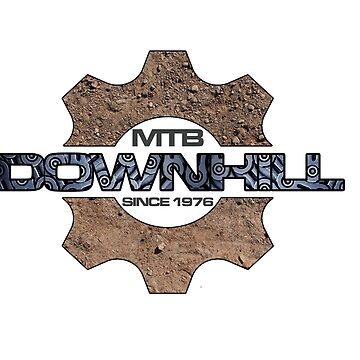MTB Downhill WHITE by BlackBison