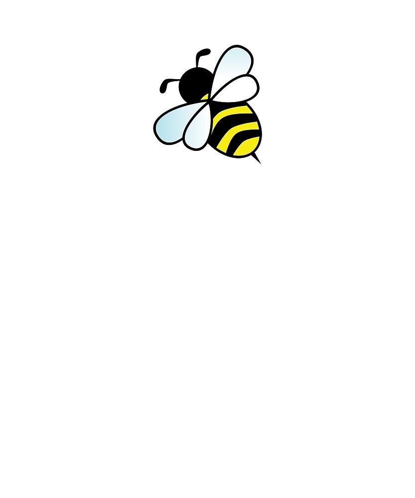 Bee Nice Honey Bee Lover by MayDayDesigns