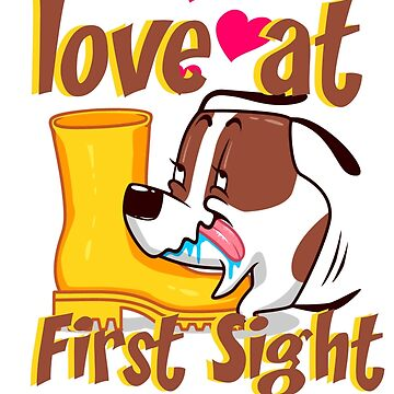 Love at First Sight Tshirt by ReneGodinez1