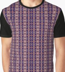 Pattern, composition, frame, texture, design, tracery, weave, drawing Graphic T-Shirt
