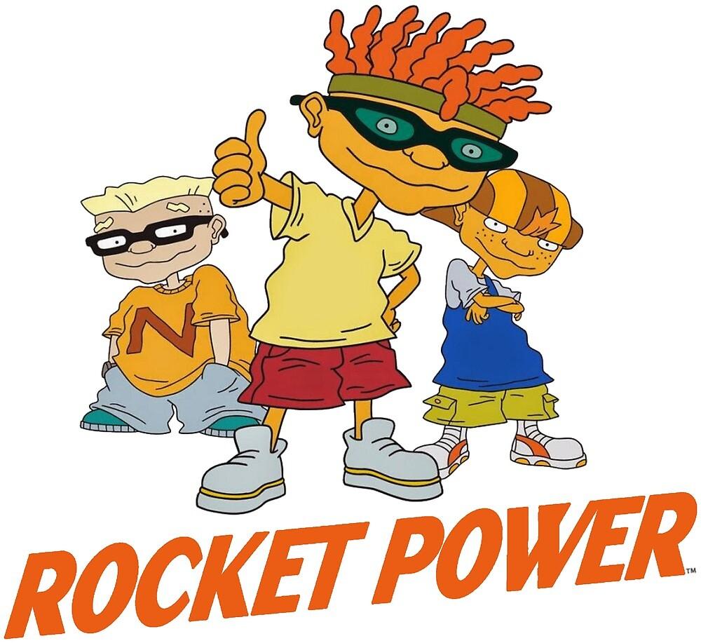 Rocket power by hodee