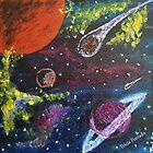 Space by Tricia Johansson Furtado