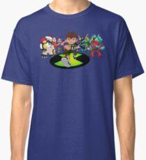 BEN 10 ALIENS Classic T-Shirt
