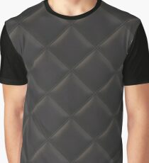 Upholstery Pattern 8, Black Graphic T-Shirt