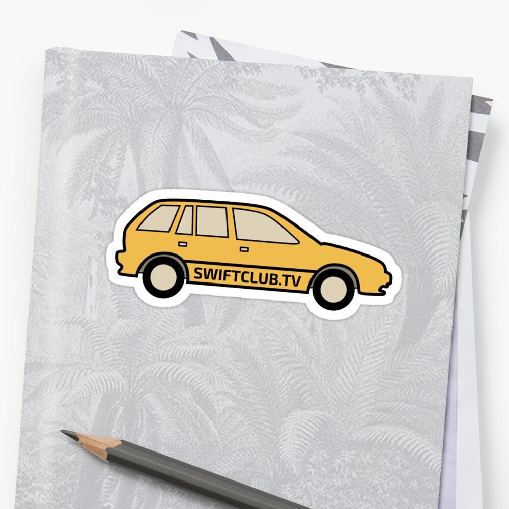 Swift 5 door hatchback - swiftclub.tv variant by dopeben