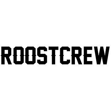 ROOSTCREW Sticker by ROOSTCREW