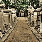 Pere LeChaise by martinilogic