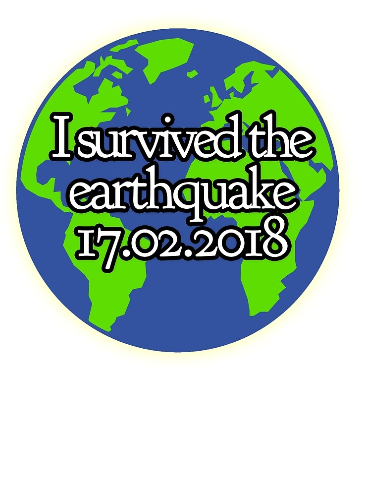 I Survived the Swansea Earthquake  by TrendsInTheUK