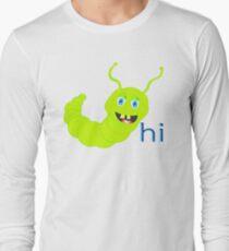 FRIENDLY CATERPILLAR Long Sleeve T-Shirt