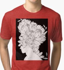 Beauty & Nature Collection 17 MAN  Tri-blend T-Shirt