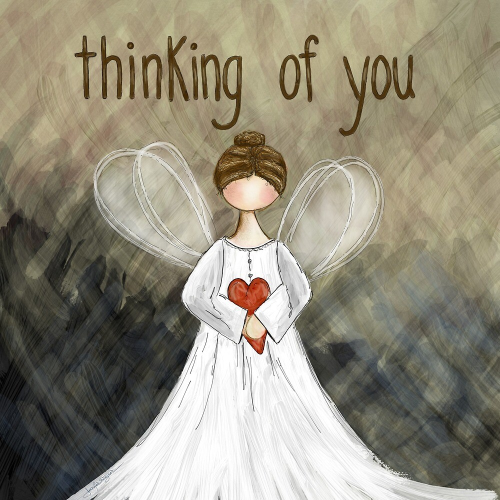Thinking of You by Jennifer Wagner