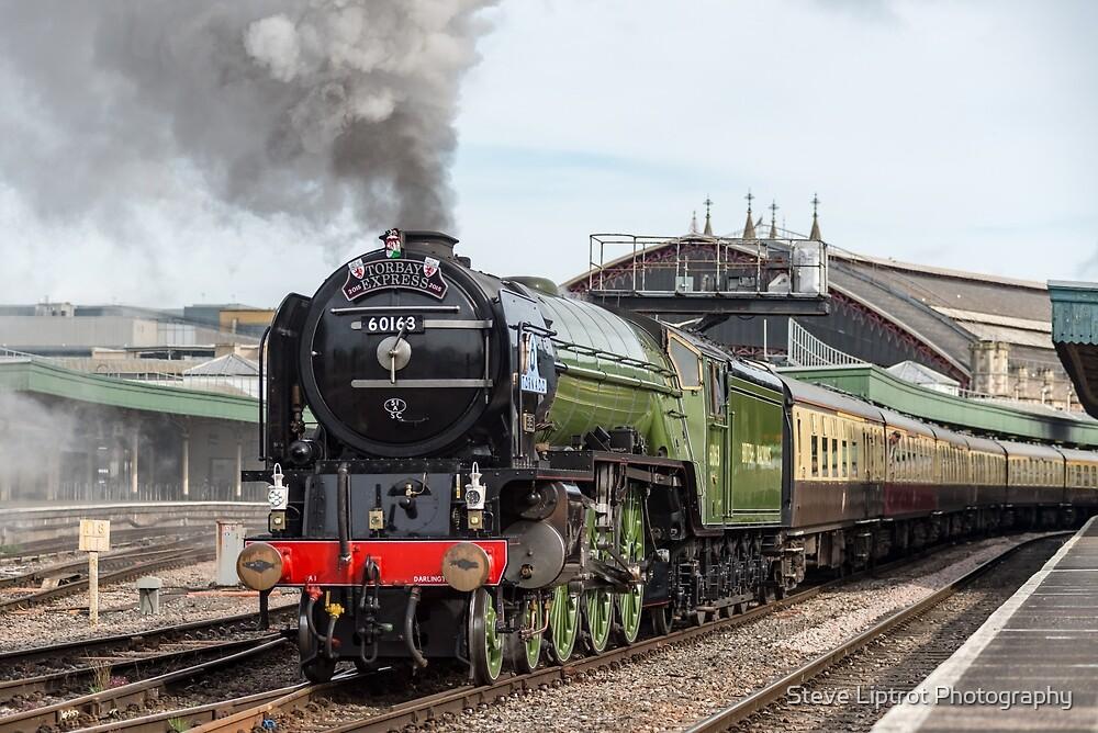 LNER Peppercorn Class A1 60163 Tornado by Stephen Liptrot