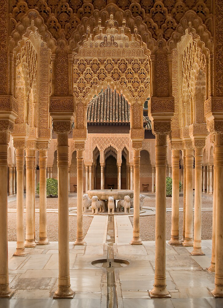 alhambra palace Howard kramer is the creator and author of the complete pilgrim he first took an interest in religious sites in his early twenties when traveling through italy after college.
