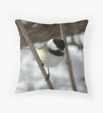 Grasping Throw Pillow