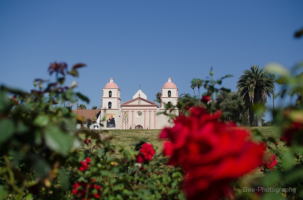California Mission by Bee-Photography