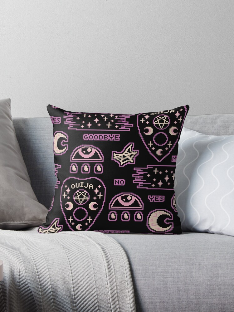 Purple Ouija and Witchcraft by marymcharg