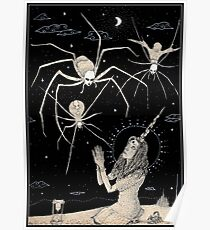 Spiders from Heaven Poster