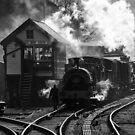 East Lancashire Railway by Stephen Liptrot
