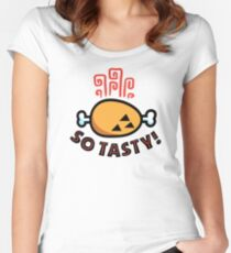 So Tasty! Women's Fitted Scoop T-Shirt