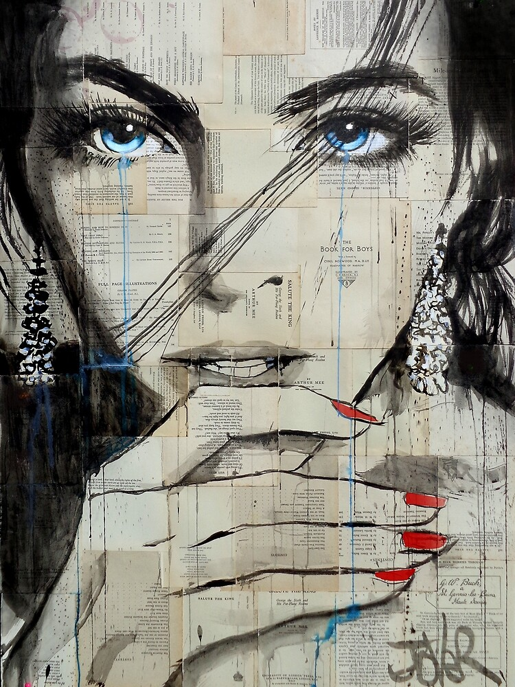 haute couture by Loui  Jover