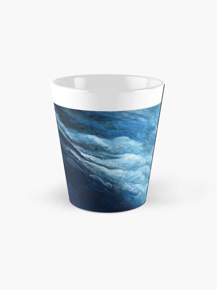 Alternate view of Children's book Cloud Woman print Mug