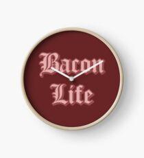 Bacon Life Clock