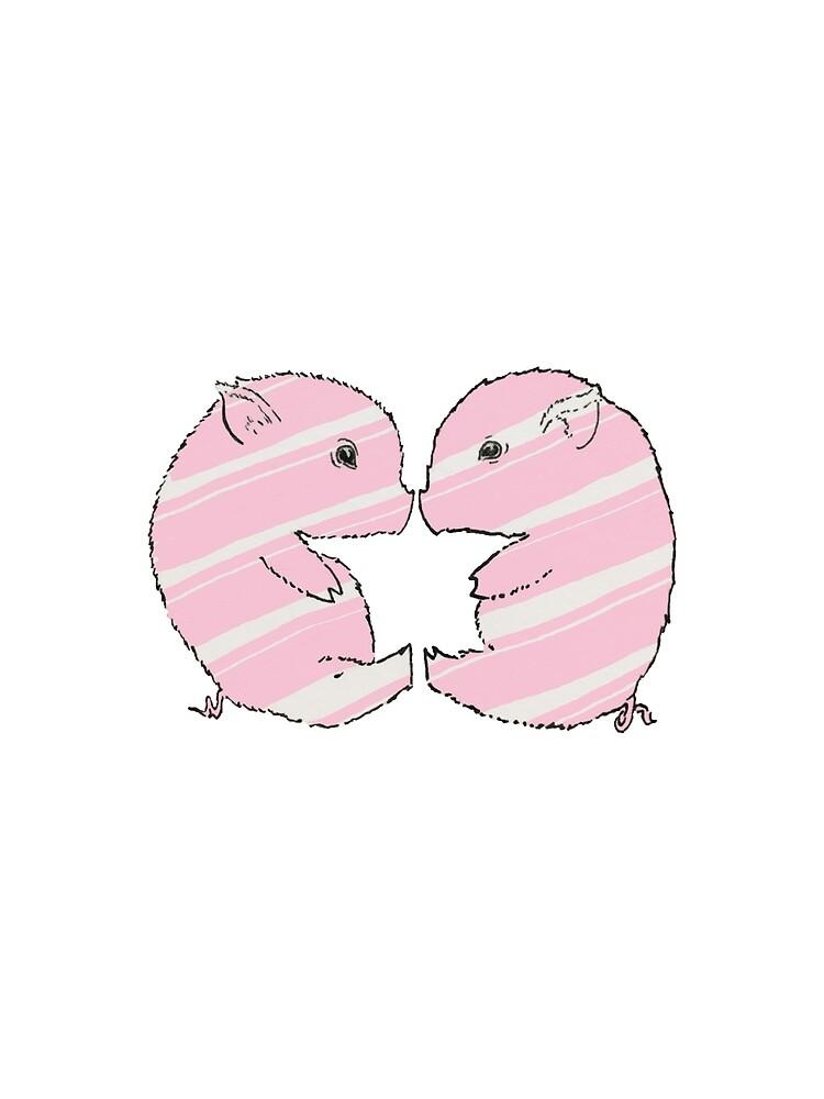 Me Piglets by Piglets