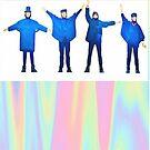 help psychedelic by BeatleyDraws