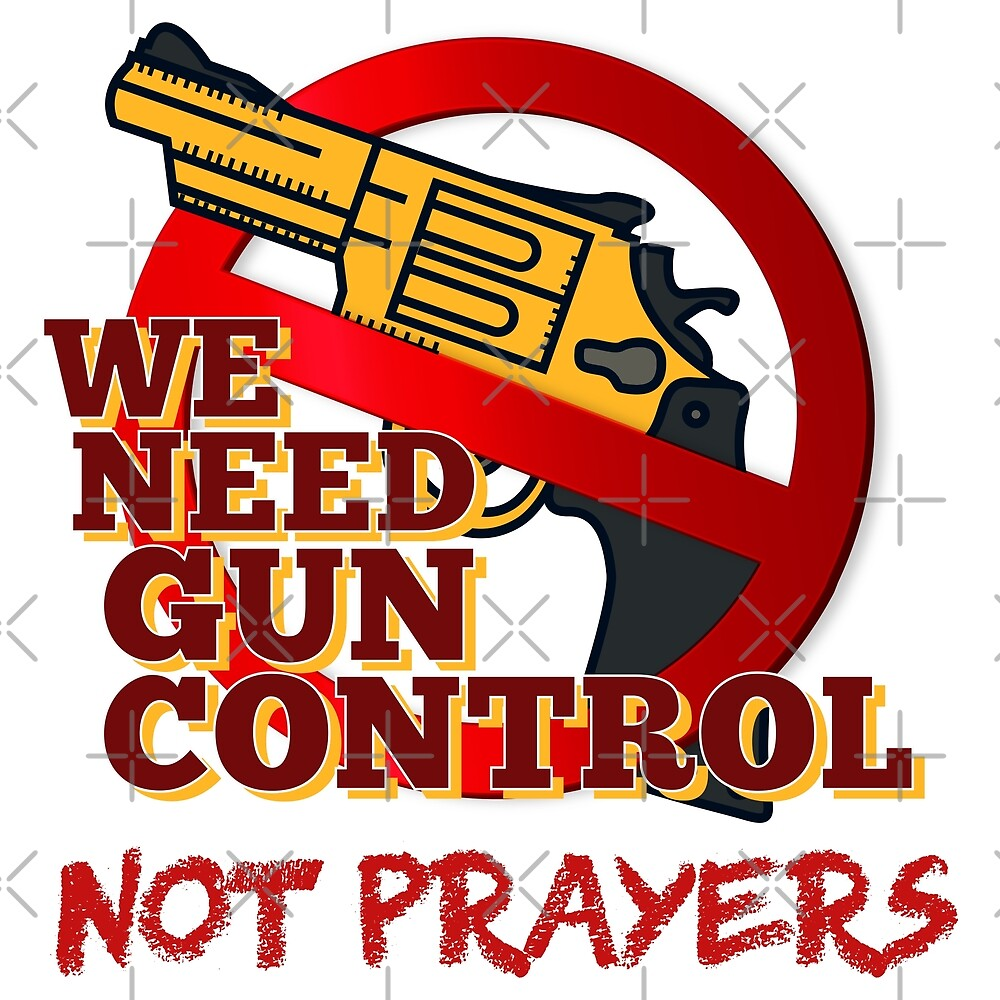 We need gun control by Cesar Peralta Gaxiola