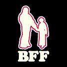 Leia & Chewie: BFF by xanaduriffic
