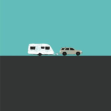 Caravan road trip | Green by TravellingK