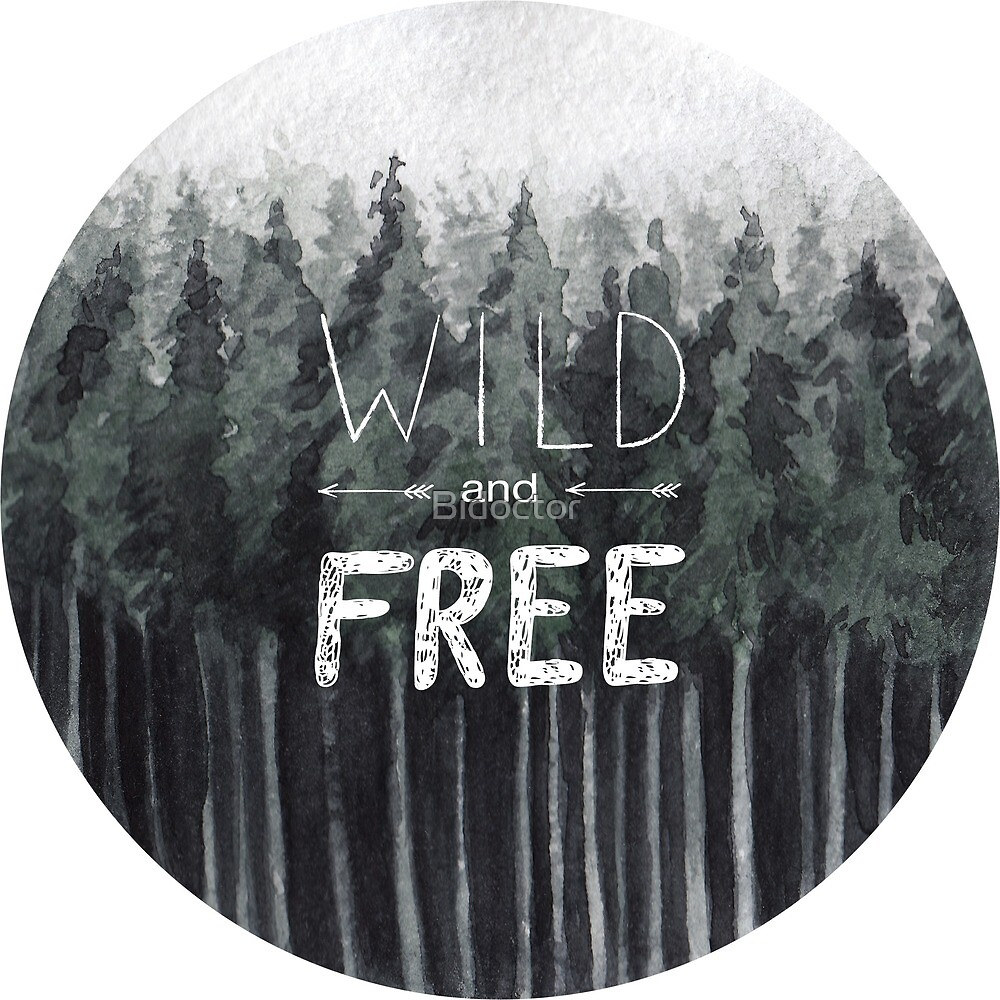 Wild and Free by Bidoctor