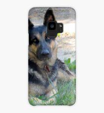 German Shepherd Case/Skin for Samsung Galaxy