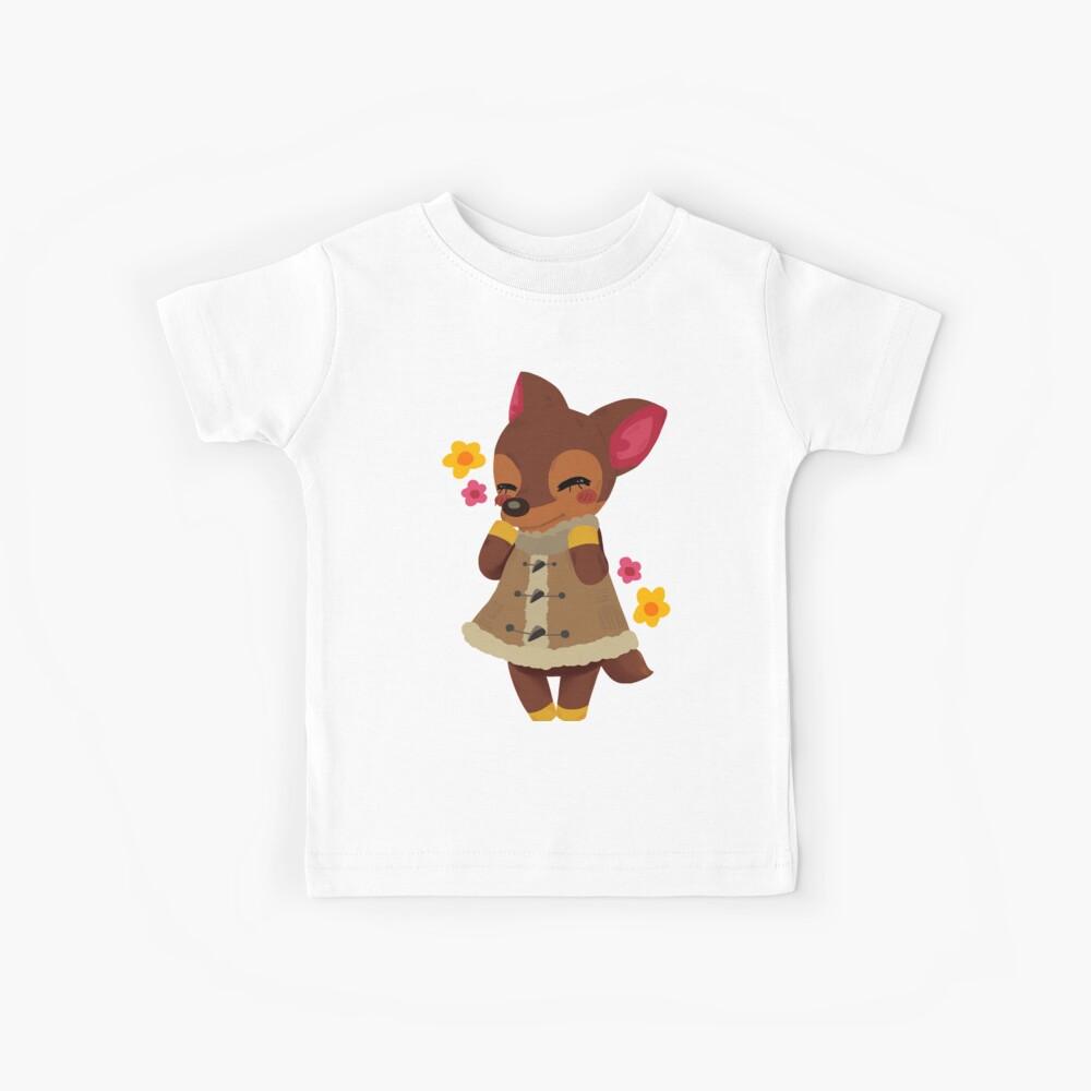 Tierüberquerung: Fauna Kinder T-Shirt