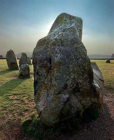 Castlerigg Stone by Les Meehan