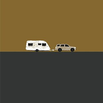 Caravan road trip | Gold by TravellingK