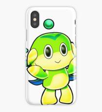 SEGA Sonic the Hedgehog Chao Swim Type Hero Dark Neutral Sonic Adventure 2 Battle iPhone Case/Skin