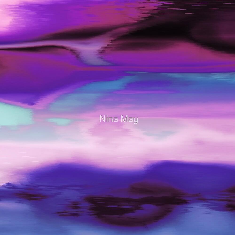 Aurora Purple by Nina May