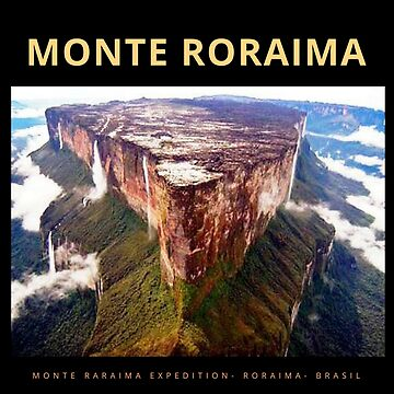 Roraima Montain by topcamisa