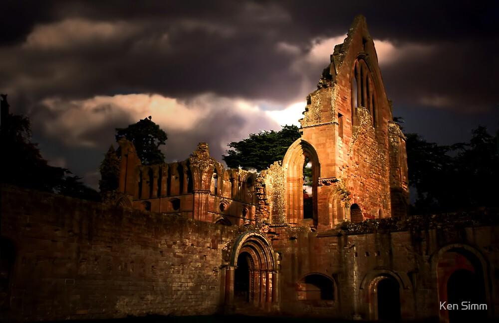 The Abbey II by Kenart
