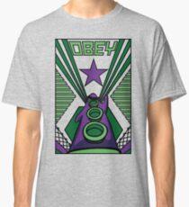 OBEY Purple Tentacle Classic T-Shirt