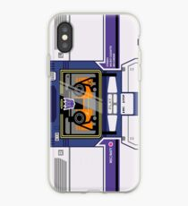 Soundwave ngiseng iPhone Case