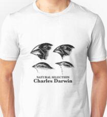 Charles Darwin - Natural Selection Unisex T-Shirt